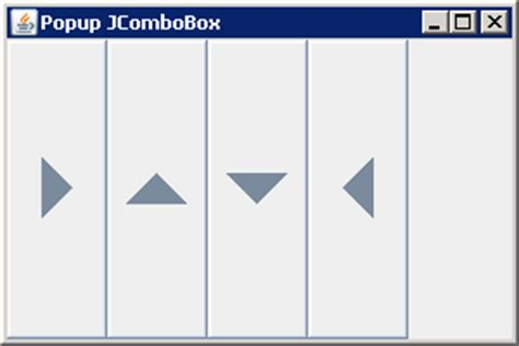 button click event in java swing swing arrow buttons arrow button 171 swing 171 java tutorial