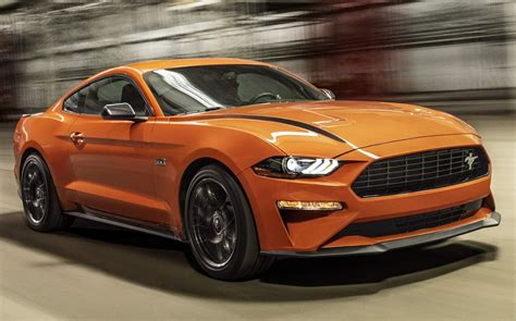 2020 Ford Mustang by Ford Mustang Ecoboost 2020 Tem Aperfei 231 Oamentos Car Br