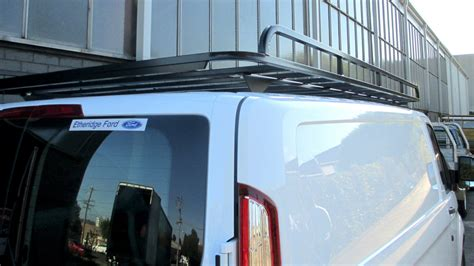 roof rack for ford transit swb commercial max roof rack