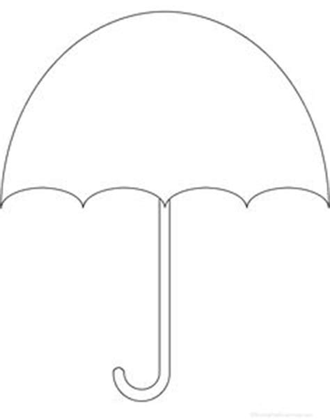free printable umbrella template 1000 images about ősz on pinterest scarecrows