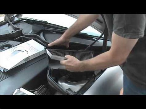 Changing In Cabin by Changing Cabin Air Filter Ask The Mechanic