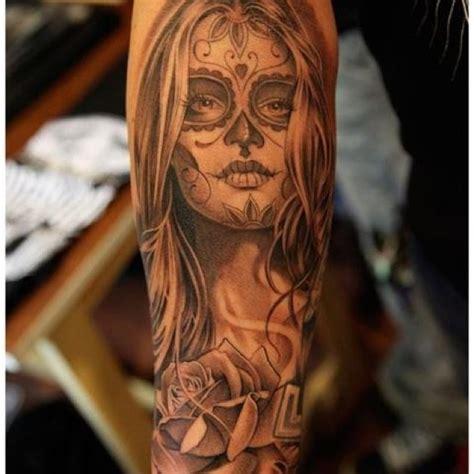 dia de los muertos tattoo inked up pinterest