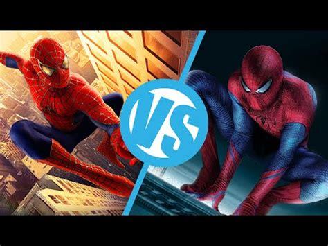 emuparadise the amazing spider man spiderman vs the amazing spider man movie feuds ep51
