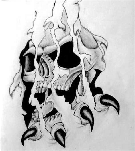 imagenes de calaveras uñas dibujos a lapiz calaveras etiquetas artsta dibujo