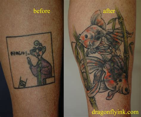 best tattoo cover ups the best cover ups of the worst tattoos