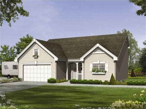 Bungalow House Plans With Basement by Cottage House Plans With 3 Car Garage Cottage House Plans