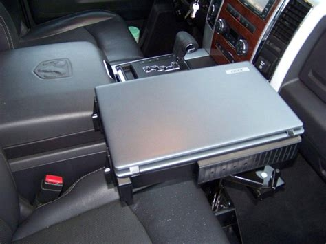 Vehicle Laptop Desk Prodesks Enforcer Ii Vehicle Laptop Computer Stand