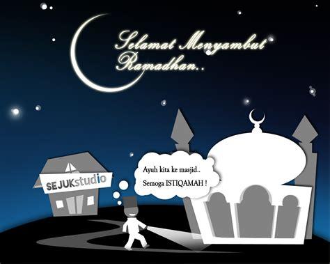wallpaper animasi ramadhan wallpaper lucu ramadhan