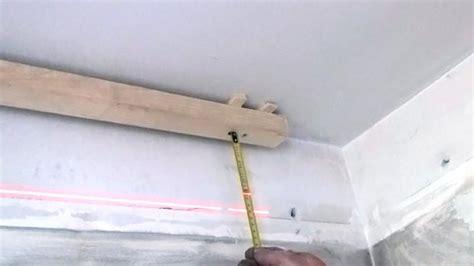 Decke Ausrichten by Decke Abh 228 Ngen Holzkonstruktion Herstellen Anleitung