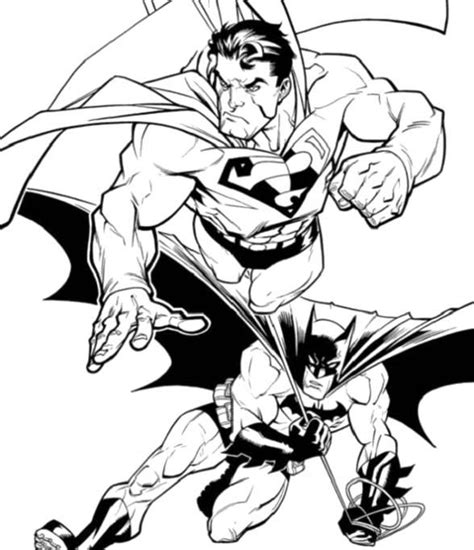 Batman V Superman Coloring Pages by Free Coloring Pages Of Vs Batman