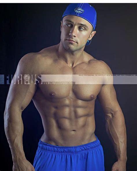 Justin White justin white fitness model personal trainer avaleht