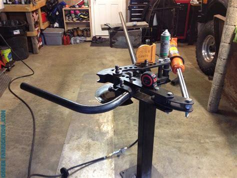 diy bender tools of the trade tubing benders diy metal