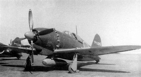 Army Sam J2 the mitsubishi j2m raiden was a single engined land based