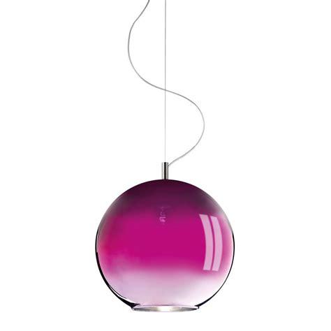italian glass globe ceiling pendant light for high ceilings
