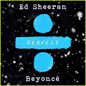 ed sheeran perfect number 1 ed sheeran beyonce top billboard s hot 100 with perfect