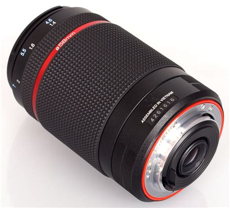 hd pentax da 55 300mm f 4 5 8 ed wr lens review