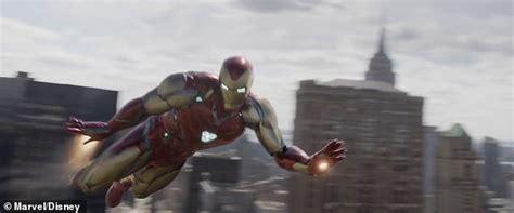 avengers endgame trailer announces