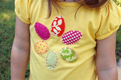 egg pattern shirt adorable easter scrap busting projects
