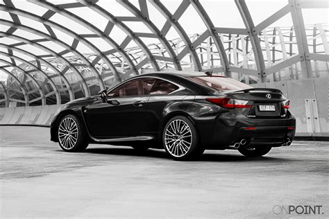 lexus rcf blacked 2015 lexus rcf editorial onpoint