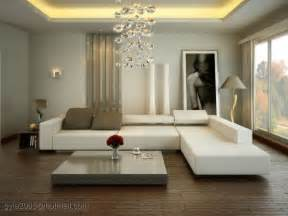Contemporary Livingroom Spacious Modern Living Trends