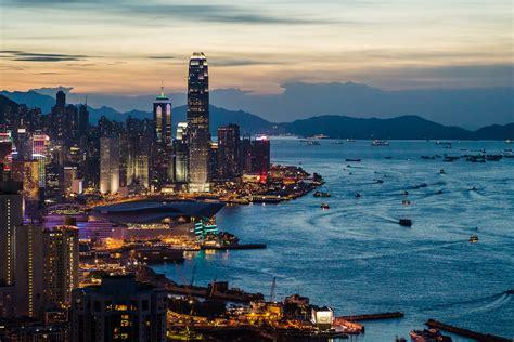 National Geographic Hongkong hong kong island city in hong kong thousand wonders