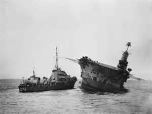 Ark Royal Sinking sink the ark royal pprune forums