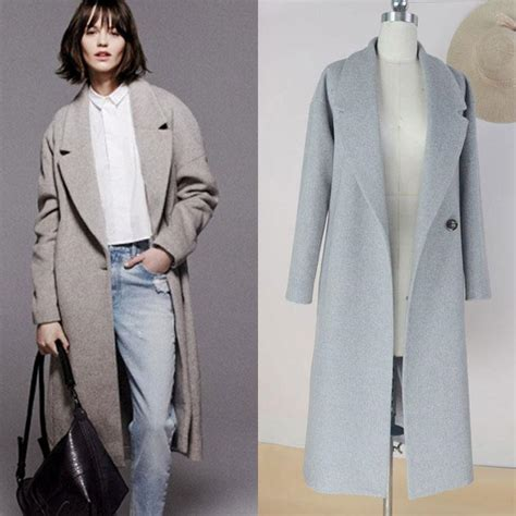Best Quality Blazer Korea Polar Coat Korea Kareen Navy Blazer 2018 best quality womens light blue sheath slim coat fashion one button suit neck wool blends