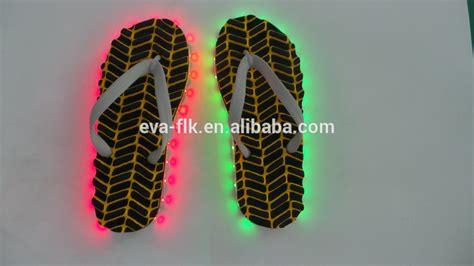 light up flip flops for adults 2016 fashion and led flip flops