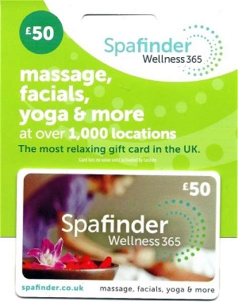 Spa Finder Gift Card - spafinder gift cards voucherline