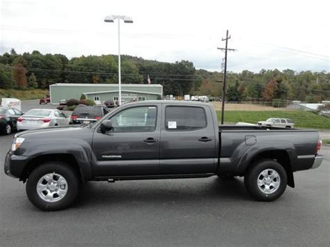 tacoma long bed specifications 2013 toyota tacoma 4x4 double cab long bed