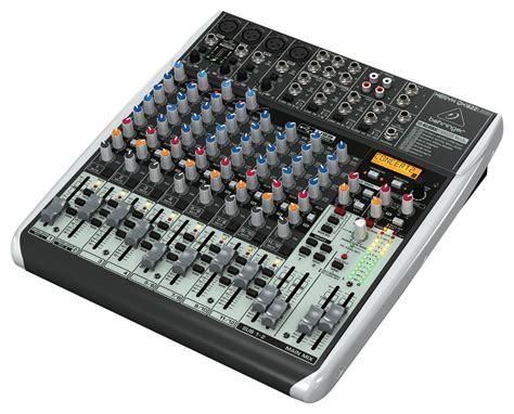 Daftar Mixer Behringer jual behringer xenyx qx1622usb qx 1622 usb mixer with soundcard and fx digital musik