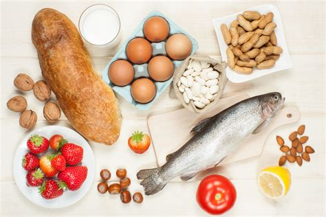 food for allergies food allergies and anaphylaxis practice parameters dentistryiq
