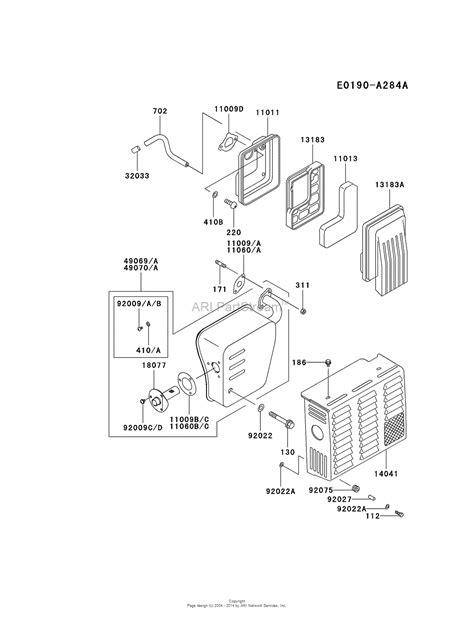 kawasaki generator wiring diagram image collections