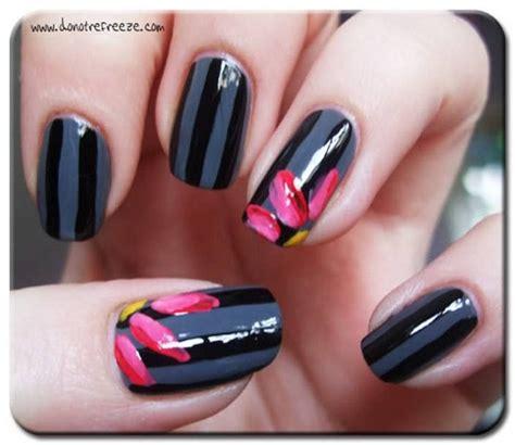 easy nail art using nail polish simple nail art designs for beginners 365greetings com