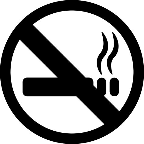no smoking sign vector png no smoking svg png icon free download 157716