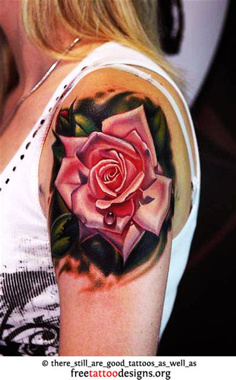 unique rose tattoo unique gallery 100 designs