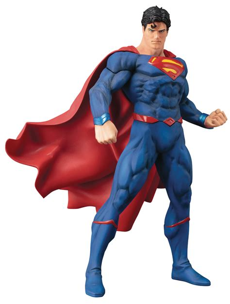 Superman Rebirth Dc Comic may172822 dc comics superman rebirth artfx statue previews world