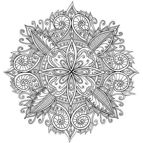 secret garden coloring book india weekend mandala by welshpixie on deviantart