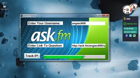 ask fm tracker online track ask fm ip s how to track ip s from ask fm youtube