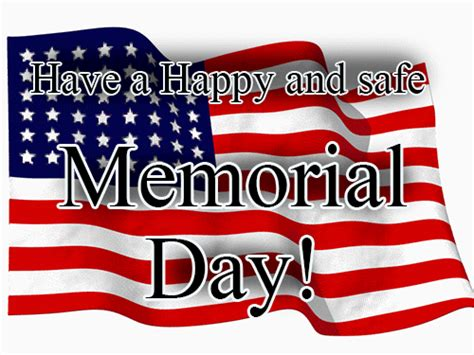memorial day clipart happy memorial day clipart images free gif pictures