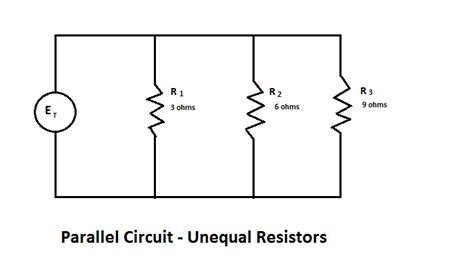 when resistors are connected in series quizlet when unequal resistors are connected in parallel in a circuit quizlet 28 images series and