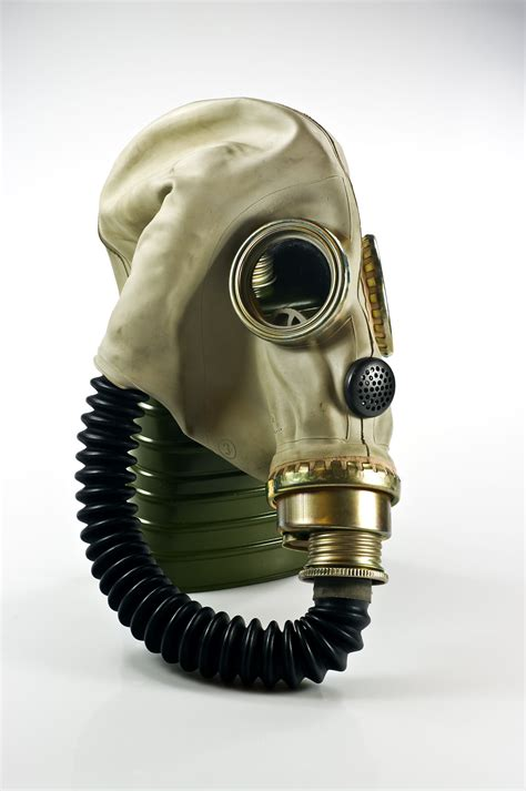 Gas Mask by Gas Mask