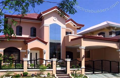 residential houses design general contractors philippines engineering construction services companies
