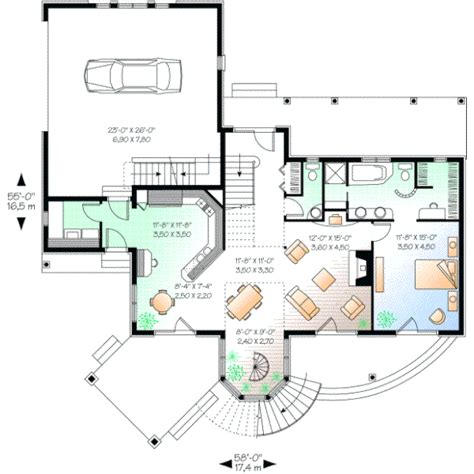 home plans with dual staircases joy studio design home plans with dual staircases joy studio design