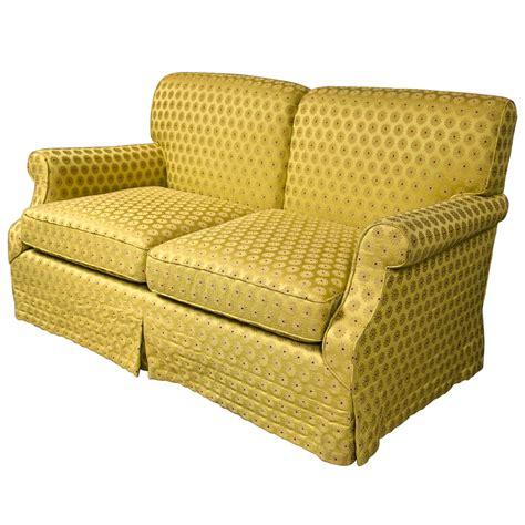 sofa english english provicial loveseat sofa at 1stdibs