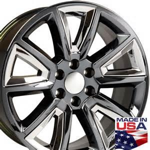 Chevrolet Tahoe Wheels Chevrolet Tahoe Wheels