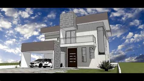 projeto 3d projeto 3d sobrado residencial 06