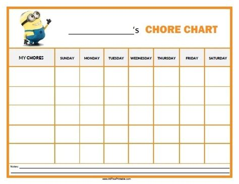 ddas large villain card template free editable printable chore charts with pictures world