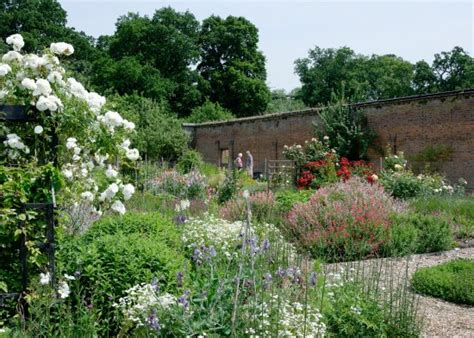 walled garden luton hoo the walled garden luton hoo estate picture of the