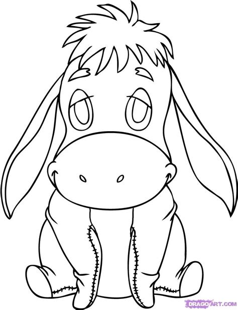 Eeyore Drawing Google Search Art Pinterest Eeyore Drawings And Sketches Characters Pictures To Draw